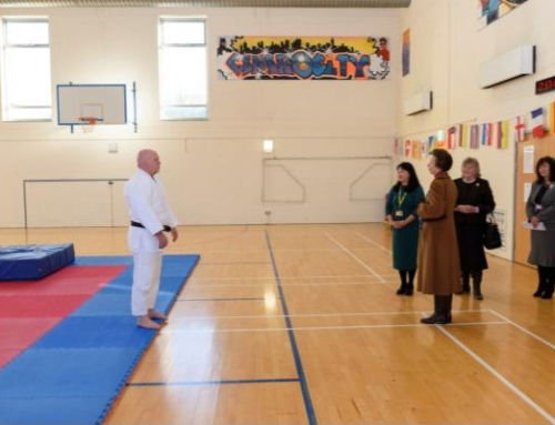 Judo as an Occupational Therapy Tool