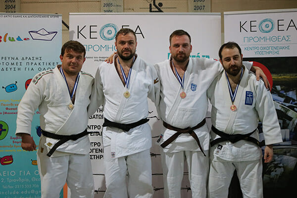 Ross Elliot wins Gold in the Miyazaki Cup 2018, Greece.