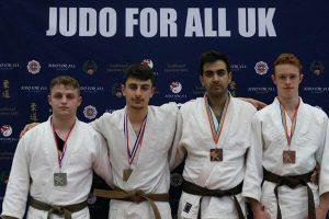 JFAUK London Open Medalists
