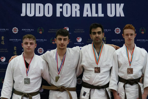 JFAUK London Open Medalists