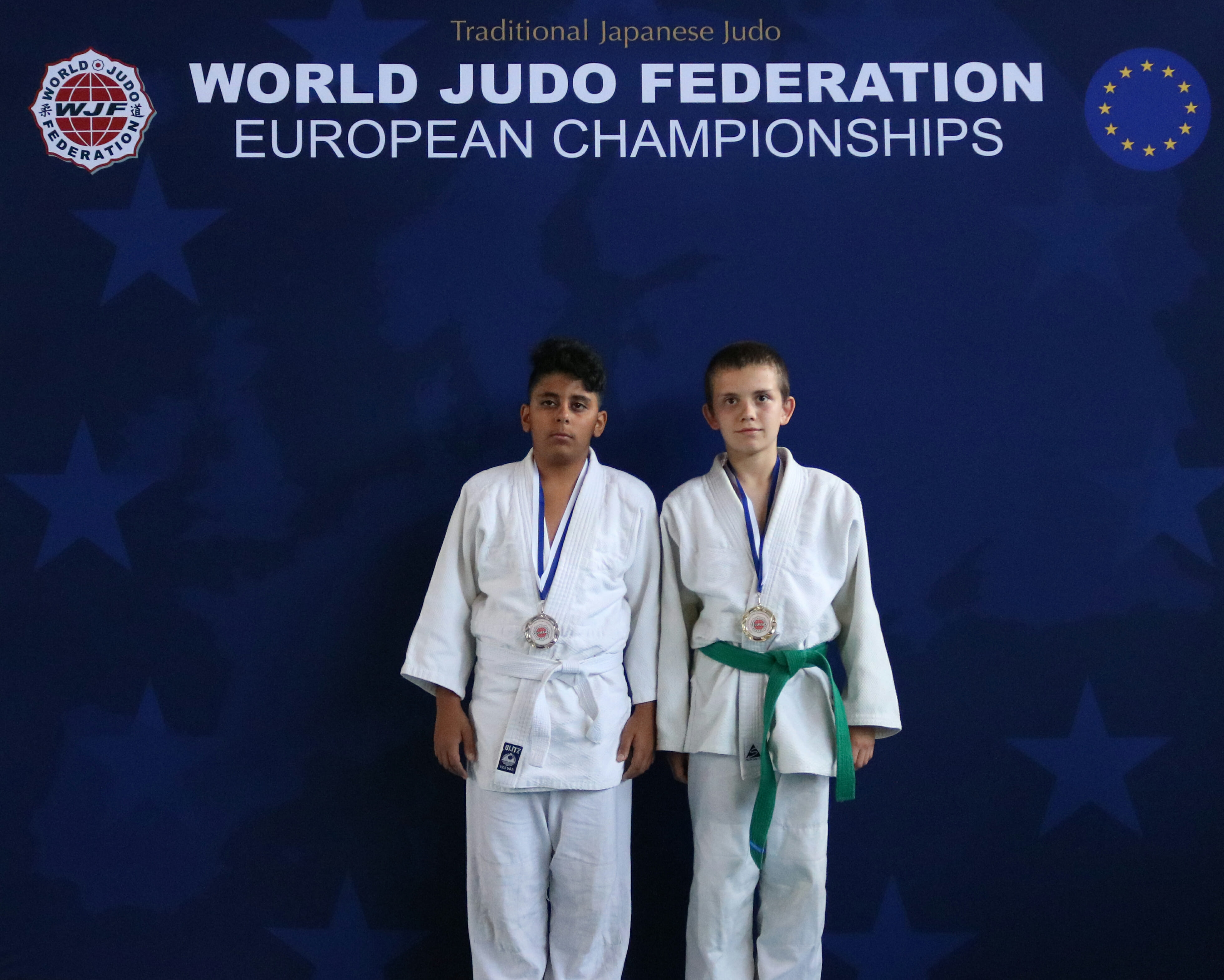 Benjamin Eriksen wins Gold at the 2018 WJF European Championships