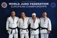 Jason Board takes Bronze at the 2018 WJF European Championships