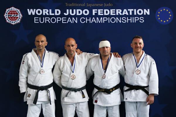 Jason Board takes Bronze at the 2018 WJF European Championships