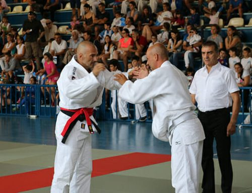 The Growth Of Judo