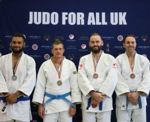 JFAUK National Championships 2018 Blue Belt Podium