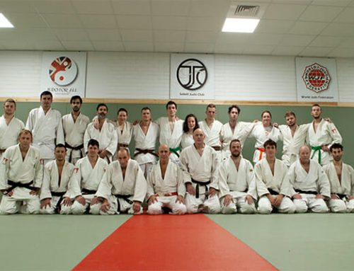 October Randori Session