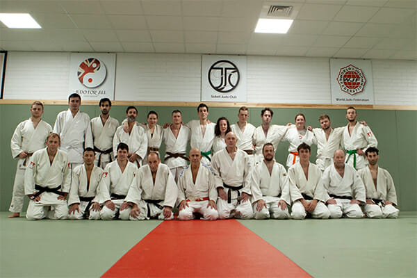 JFAUK Open Randori Session