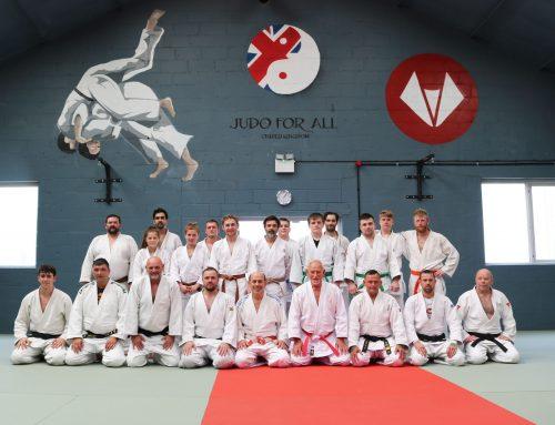Club Judoka Opening Ceremony