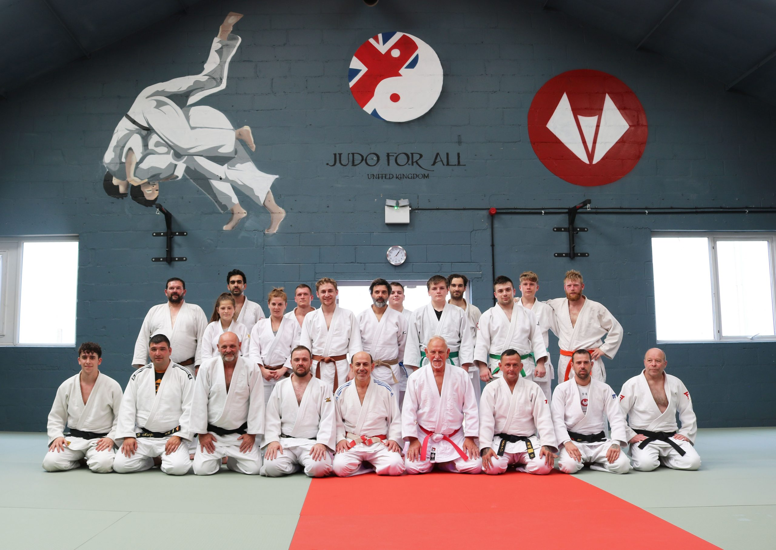 Club Judoka Worthing