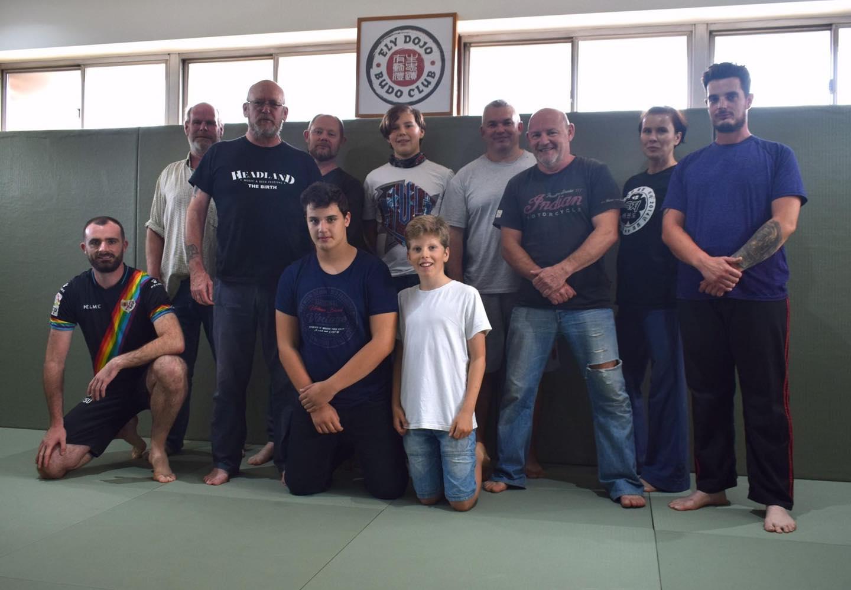 Dave Hammond Judo Self Defence